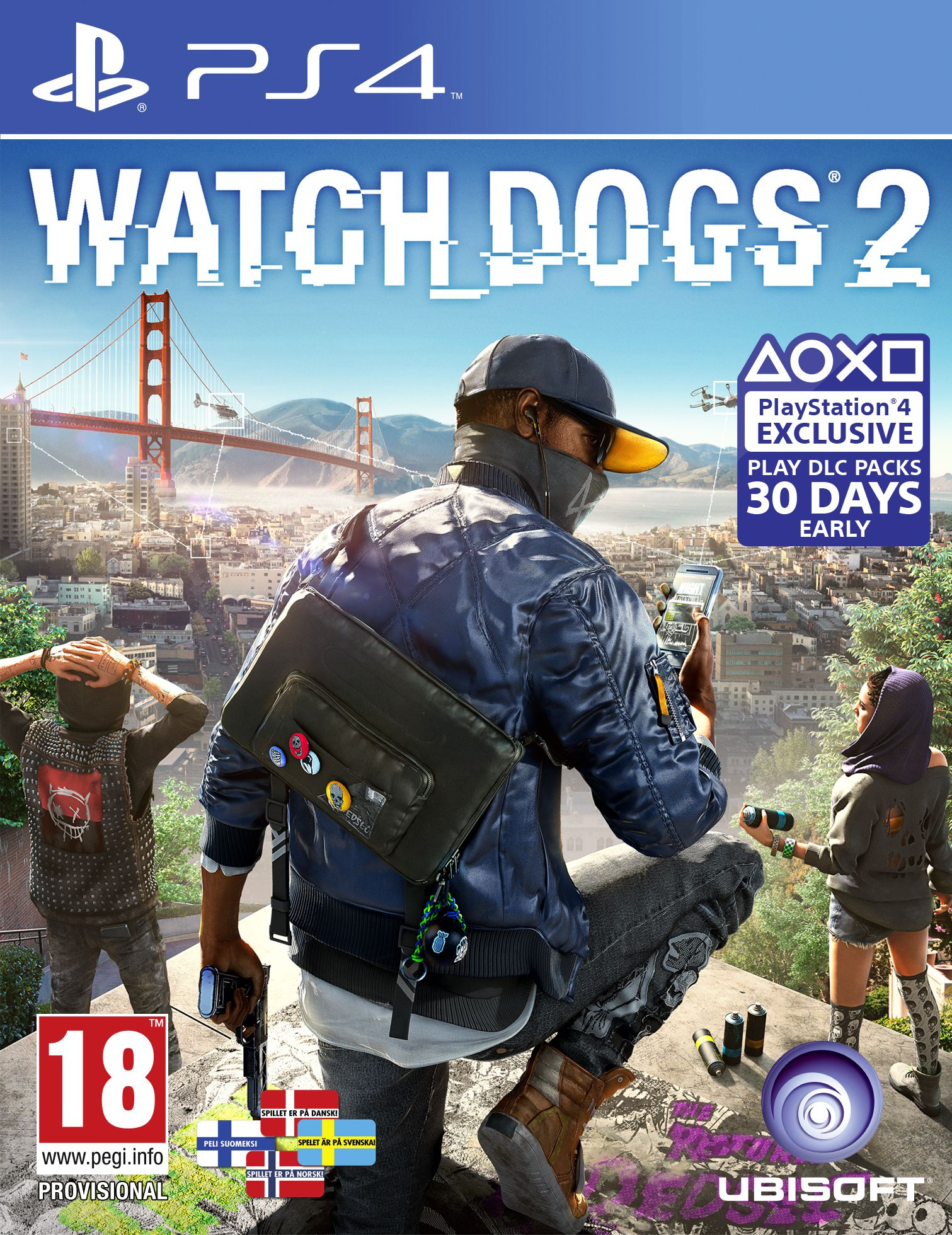 Watch Dogs 2 (Nordic)