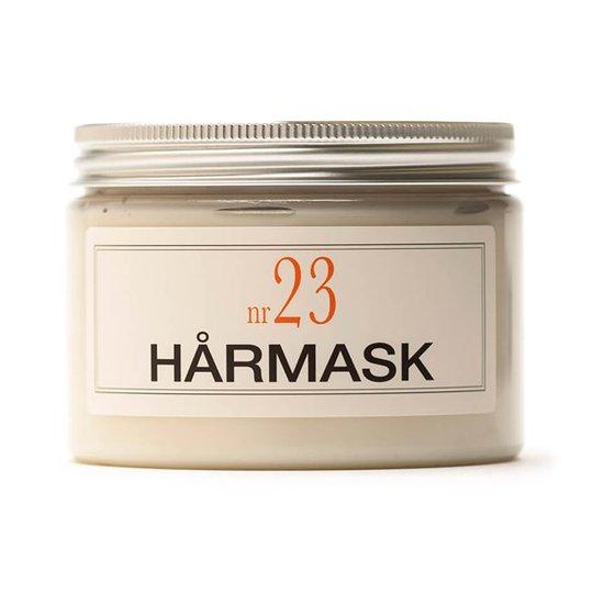 BRUNS Products Hårmask nr 23 - Oparfymerad, 350 ml