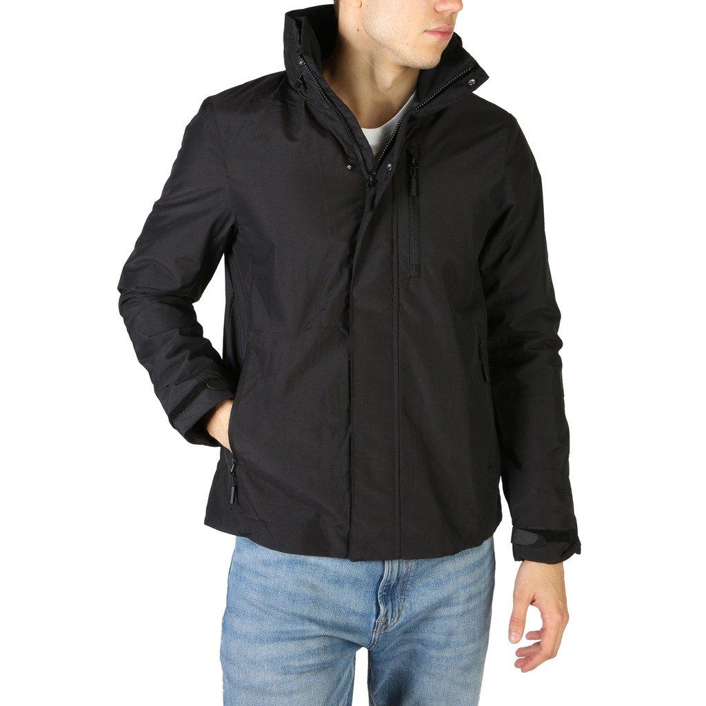 Superdry Men's Jacket Various Colours M5010174A - black S