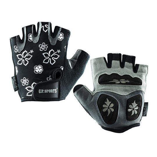 Lady Fitness Glove, Black