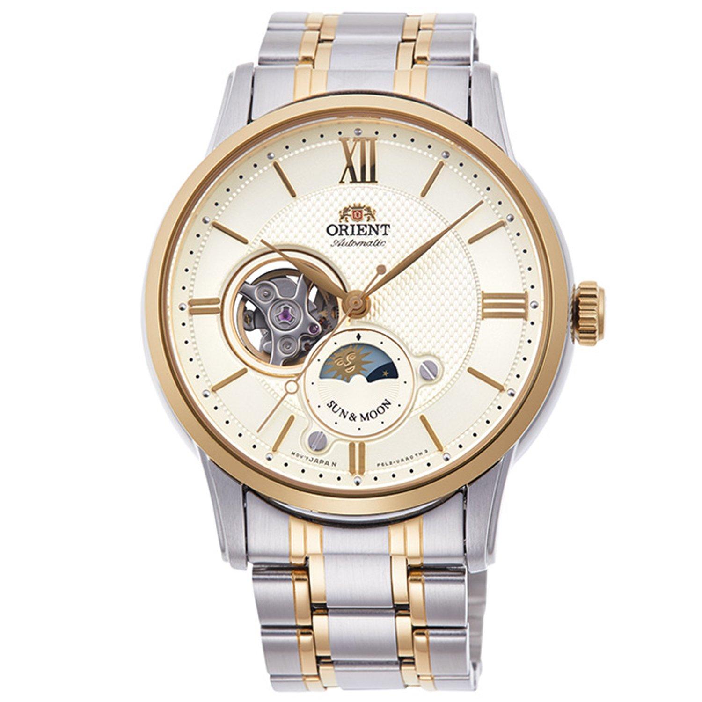 Orient Men's Watch Silver RA-AS0001S00B