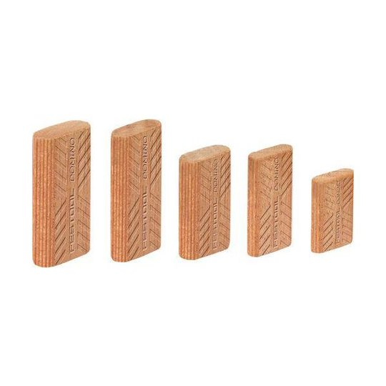 Festool MAU Tappi sipoa, 8x40 mm, 130 kpl