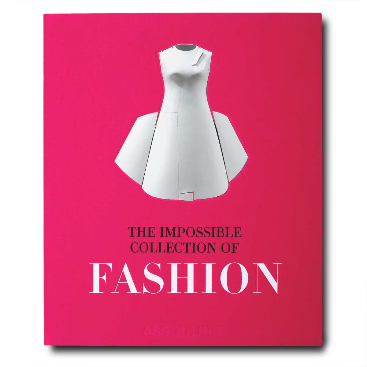 Assouline   Fashion   The Impossible Collection