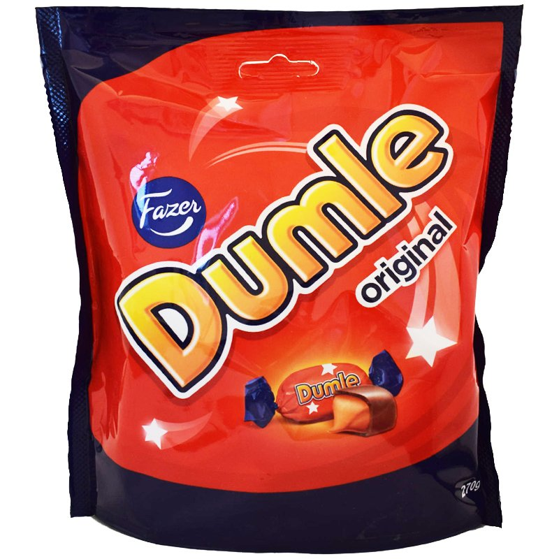 Dumle Original 270g - 22% alennus