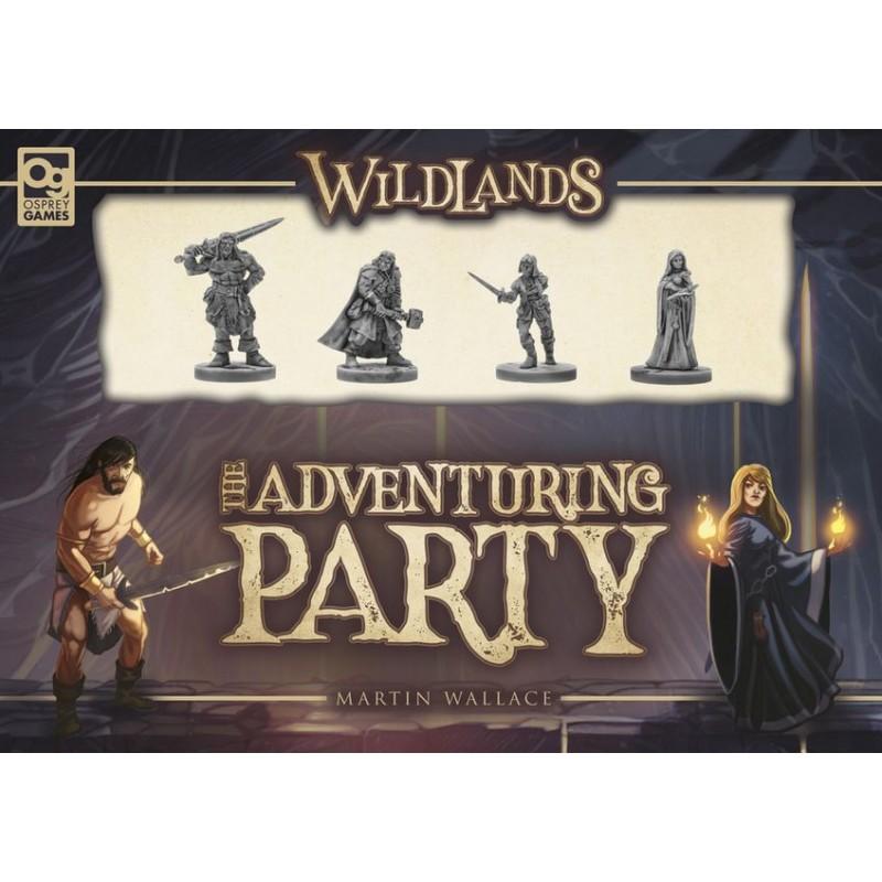 Wildlands - The Adventuring Party (EN) (OG3068)