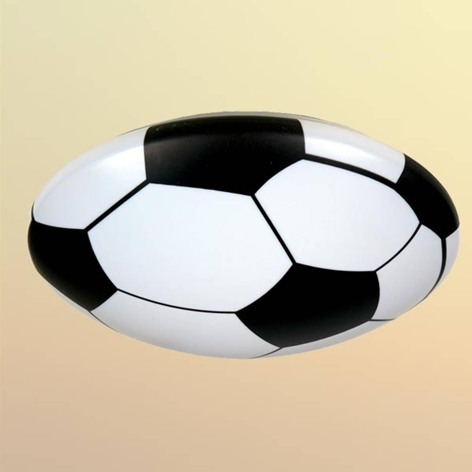 Kattovalaisin Jalkapallo, muovi