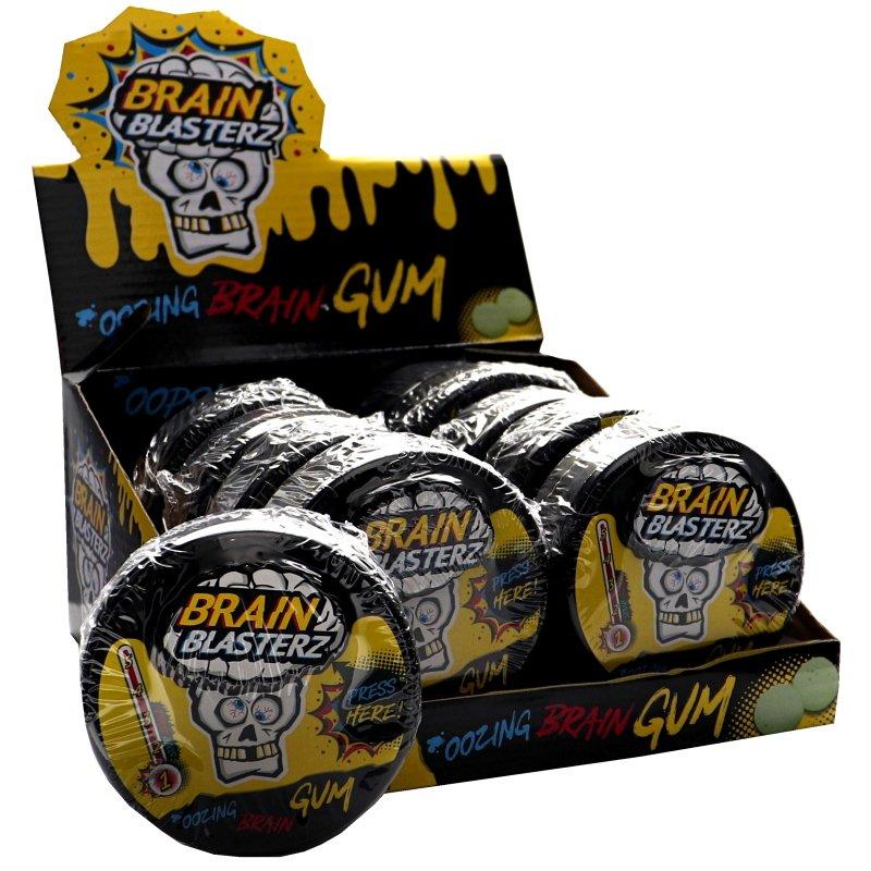 Brain Blasterz Tuggummi 10-pack - 39% rabatt