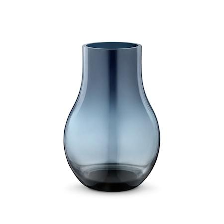 Cafu Vas 21,6cm Blå Glas