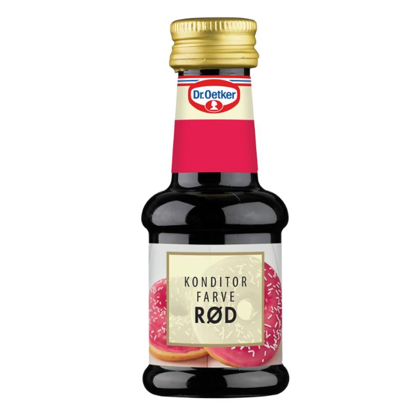 Karamellfärg Röd - 56% rabatt