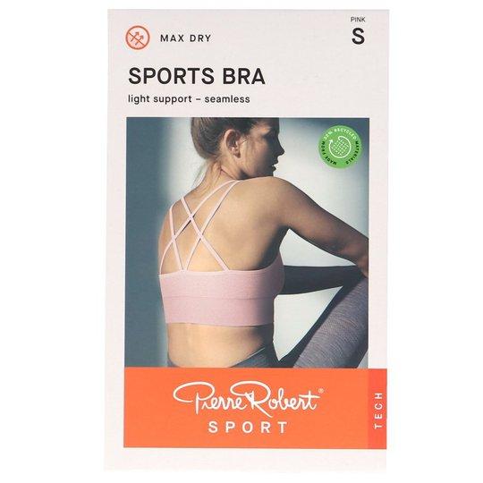 Sport-BH Light Pink Scent Stlk S - 65% rabatt