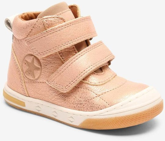 Bisgaard Juno Sneaker, Rose Gold, 22