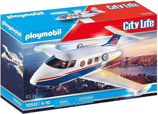 Playmobil 70533 City Life Privatjet