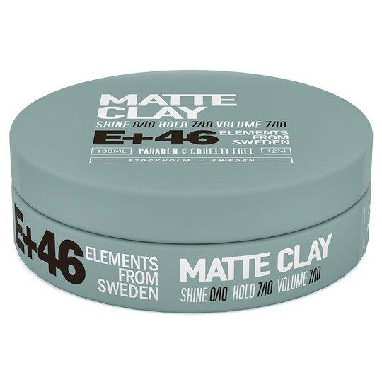 Matte Clay, 100 ml E+46 Muotoilutuotteet