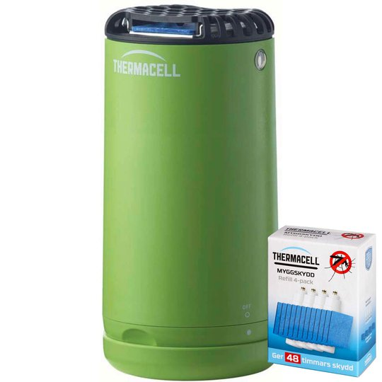 Thermacell Halo Mini Myggskydd Grön 4-pack
