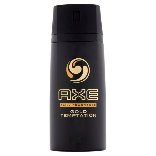 "Deodorantti ""Gold Temptation"" 150 ml - 25% alennus"