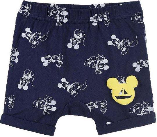 Disney Mikke Mus Shorts, Navy, 12 Månader