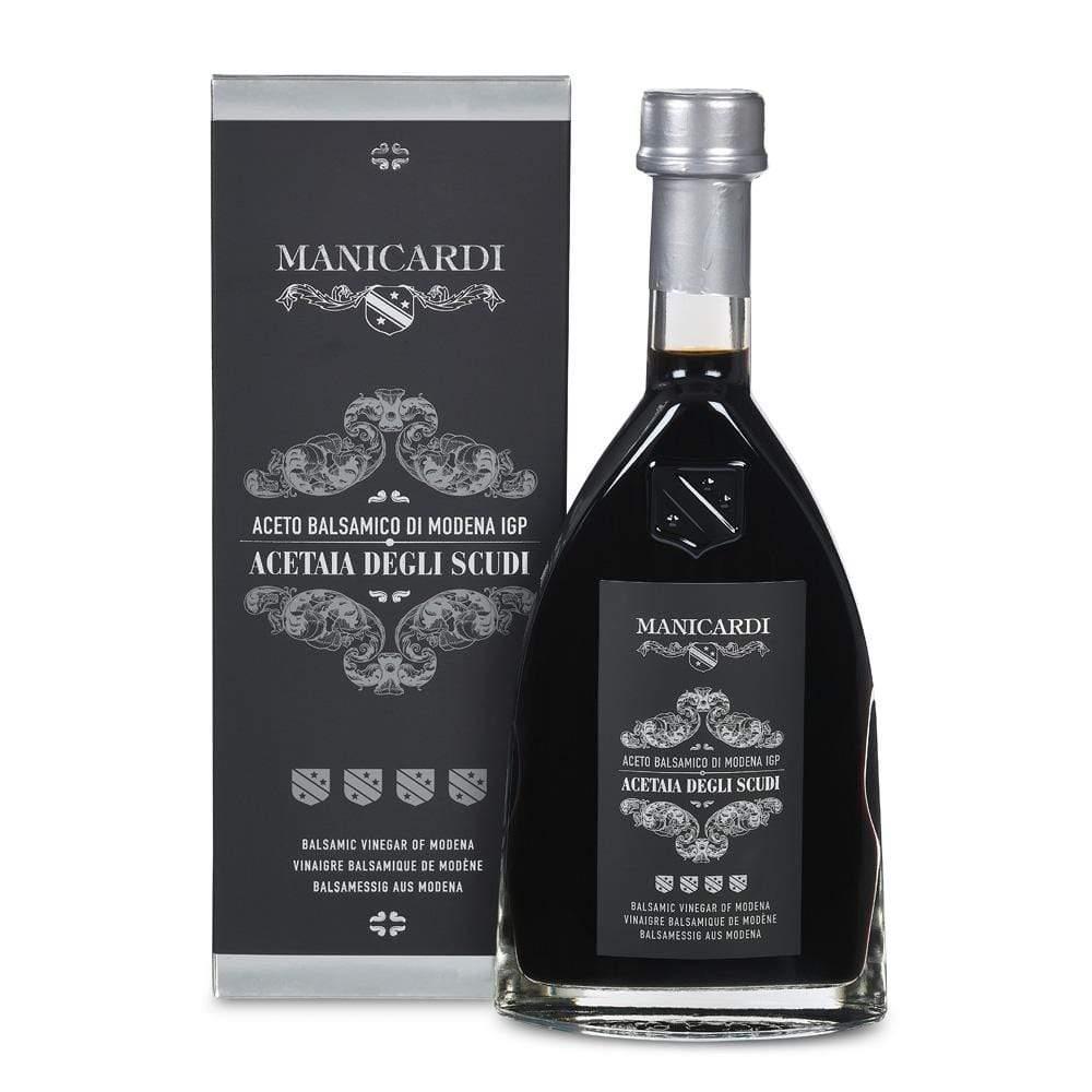 Balsamic Vinegar of Modena 4 shields 250ml by Manicardi