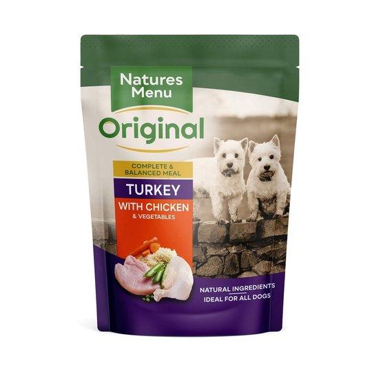 Natures:menu Dog Adult Turkey 300 g