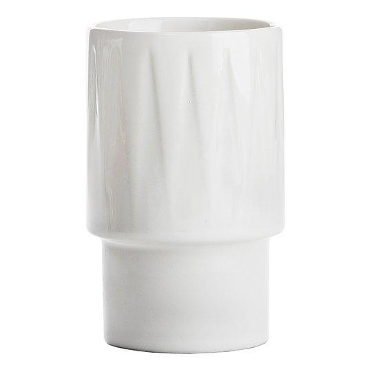 Sagaform - Coffee & More Lattemugg 40 cl Vit