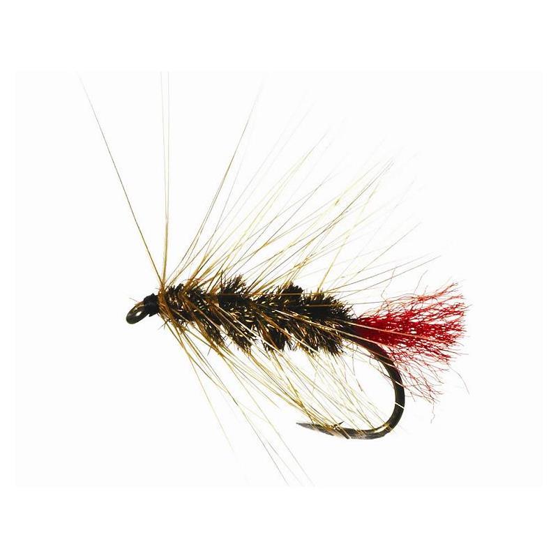 Red Tag Palmer # 6 Kjøp 12 fluer få gratis flueboks