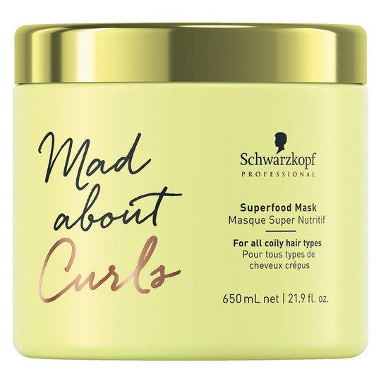Superfood Mask, 650 ml Schwarzkopf Professional Tehohoidot