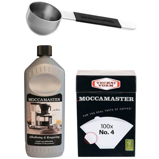 Moccamaster Måttsked Kaffefilter Avkalkningsmedel