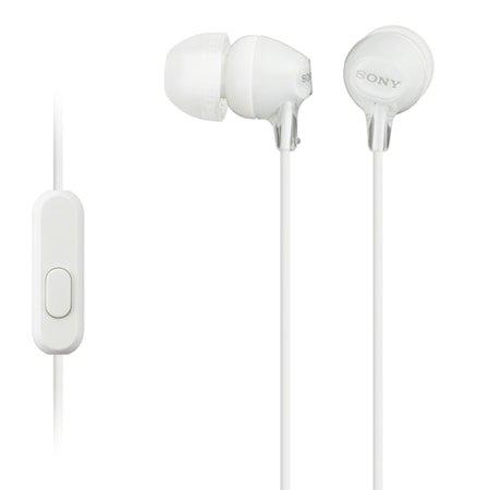 Øvrige Headset in-ear MDR-EX15AP Hvit
