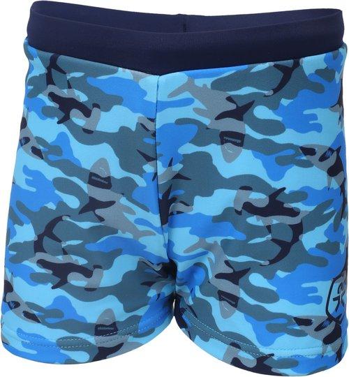 Color Kids Erland Badeshorts UV 40+, Estate Blue 92