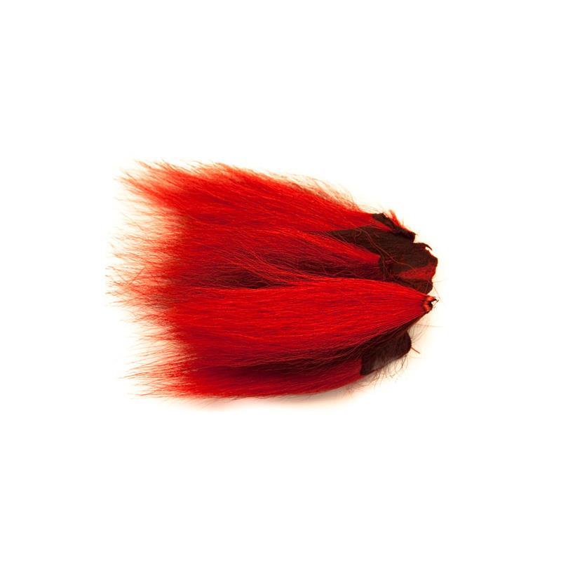 Bucktail piece - Red Wapsi