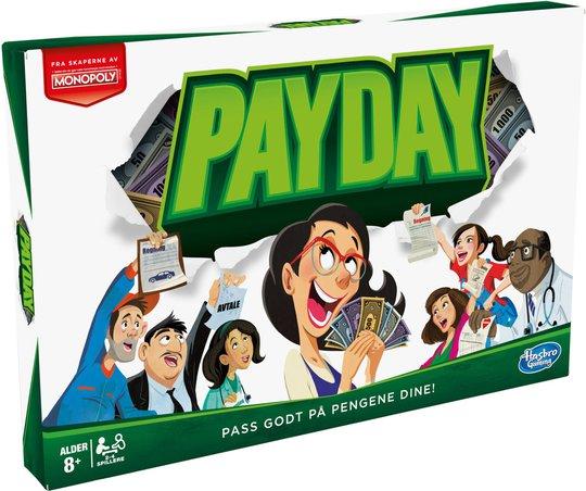 Hasbro Monopol Payday