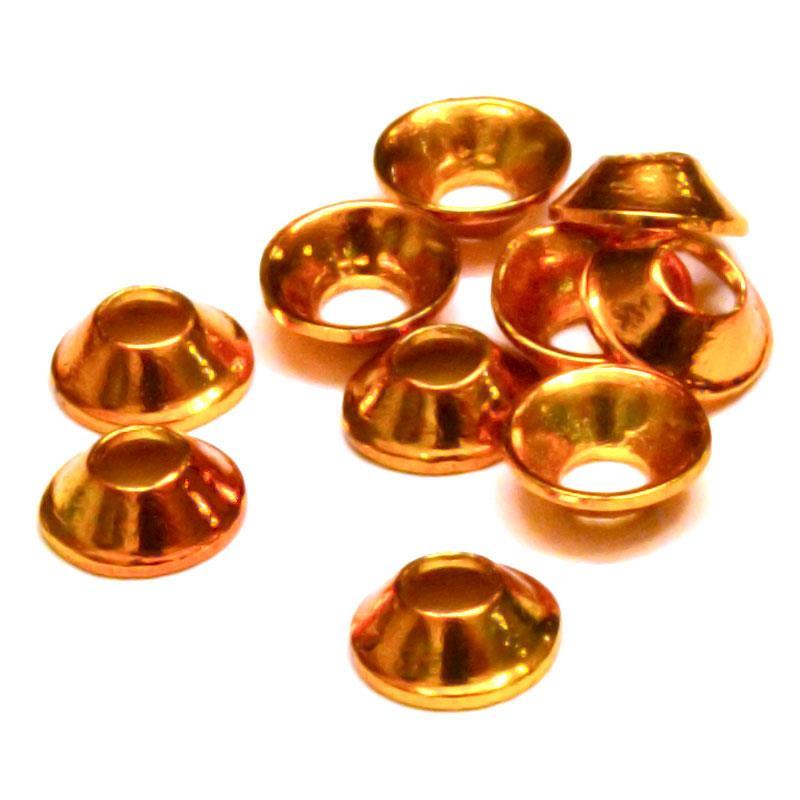 FF Nano UfoDisc - Metallic Golden Orange FutureFly