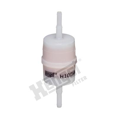 Polttoainesuodatin HENGST FILTER H100WK
