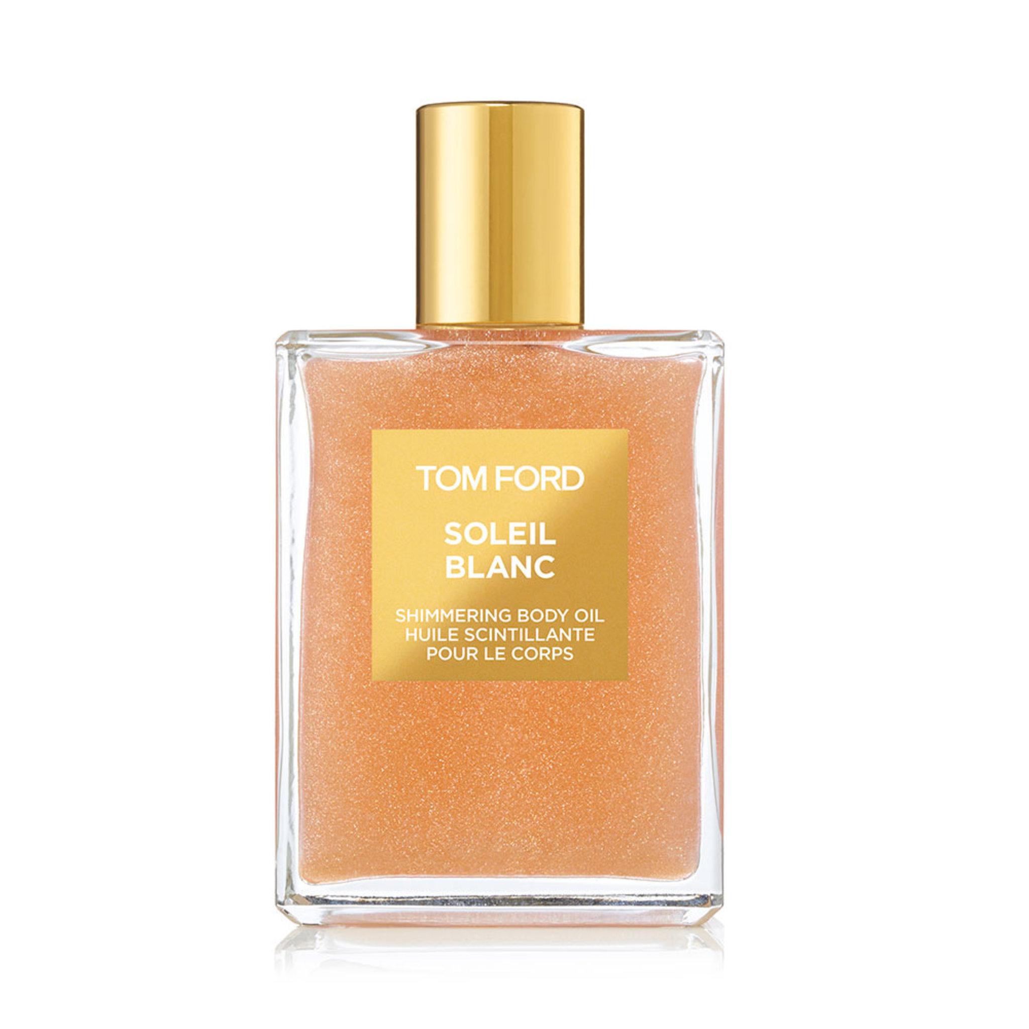 Soleil Blanc Shimmering Body Oil Rose Gold , 100 ML
