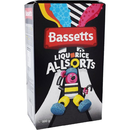 Lakrits Allsorts - 35% rabatt