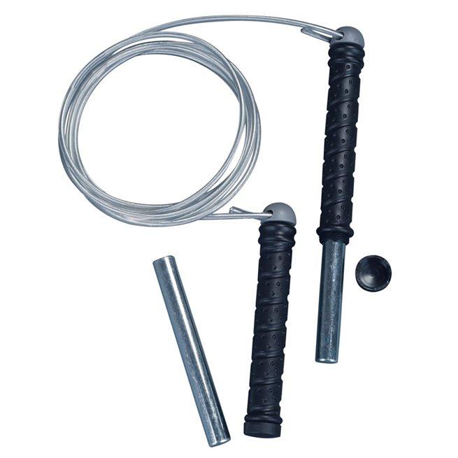 Hammer Boxing Skipping Rope Pro Pvc/Steel, Hopprep