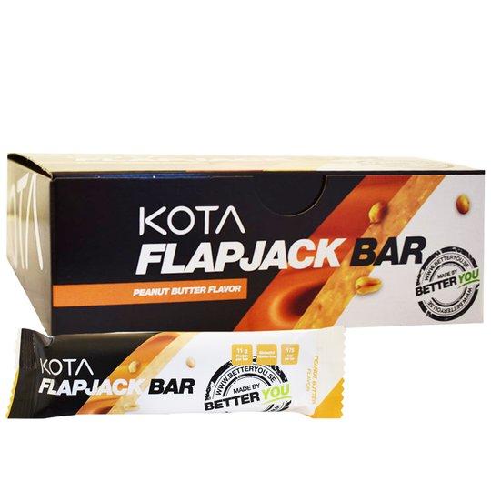 """Hel Låda Proteinbars """"Peanut Butter"""" 12 x 50g - 80% rabatt"""