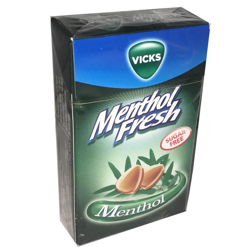 Pastiller Menthol Fresh - 33% rabatt