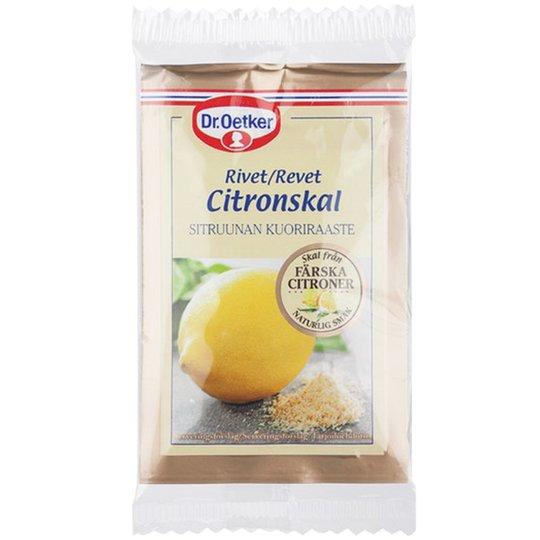 Sitruunan Kuoriraaste - 34% alennus