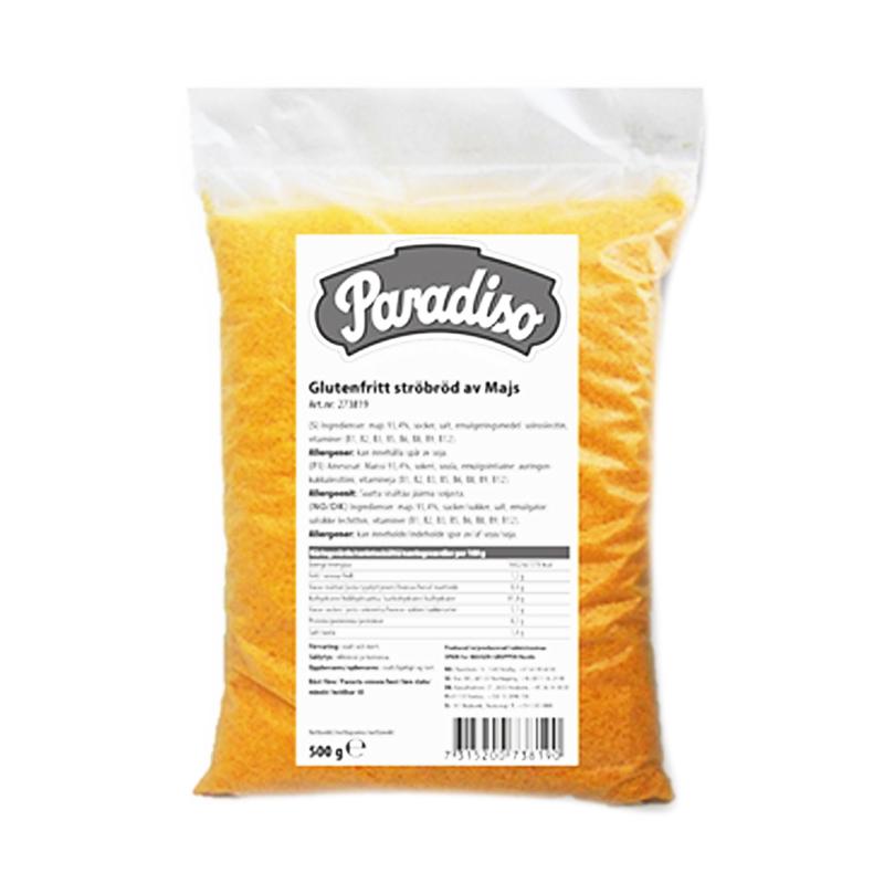 Ströbröd Glutenfritt 500g - 53% rabatt