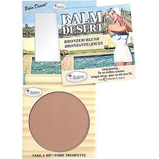 the Balm Balm Desert, 6.39 g the Balm Aurinkopuuteri