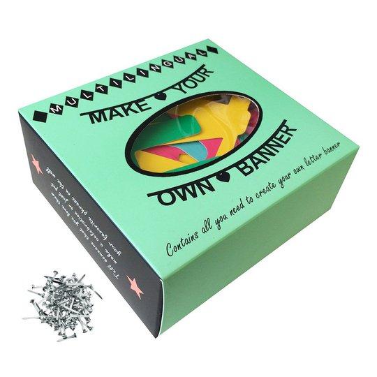 Gör-Det-Själv Girlang - Blandade färger
