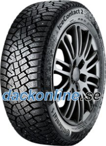 Continental IceContact 2 SSR ( 205/55 R16 91T, Dubbade, runflat )