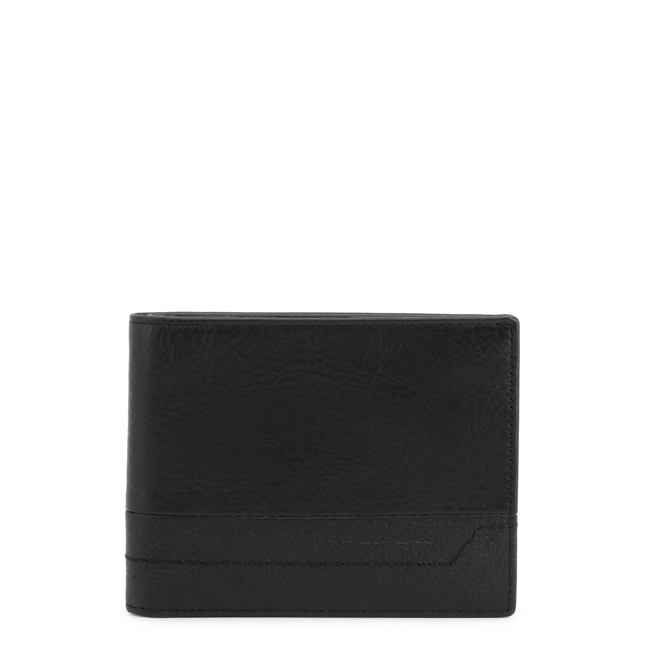 Piquadro Men's Wallet Various Colours PU1241S94R - black NOSIZE