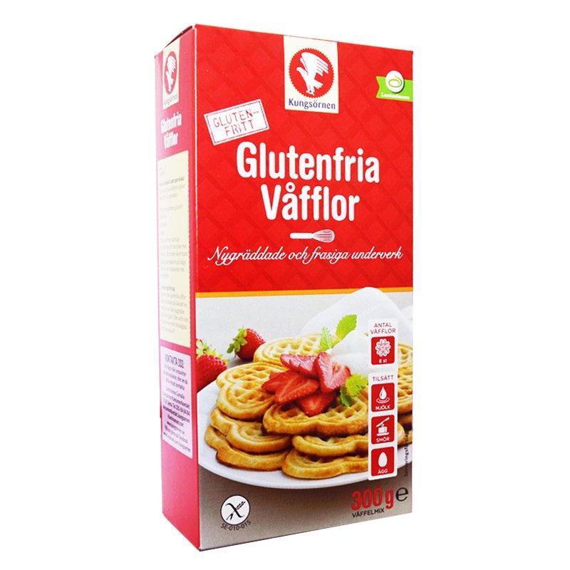 Våffelmix Glutenfria 300g - 80% rabatt