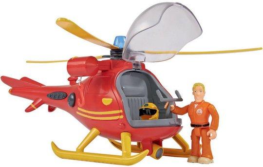 Brannmann Sam Helikopter Wallaby