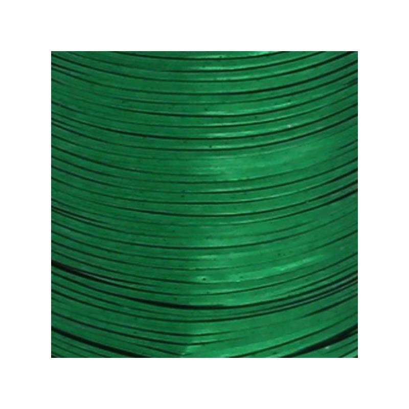 Flat Tinsel - Green Textreme