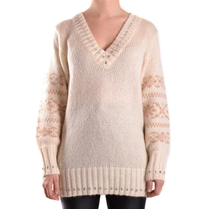 Dolce & Gabbana Women's Sweater White 164312 - white XS