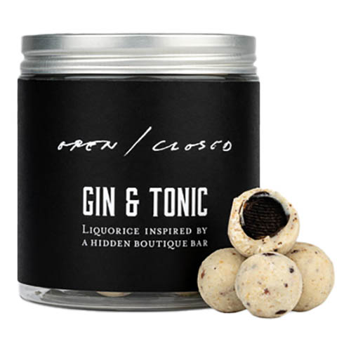 Haupt Lakrits Gin & Tonic