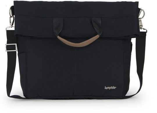 Bumprider Sidebag, Svart-Brun
