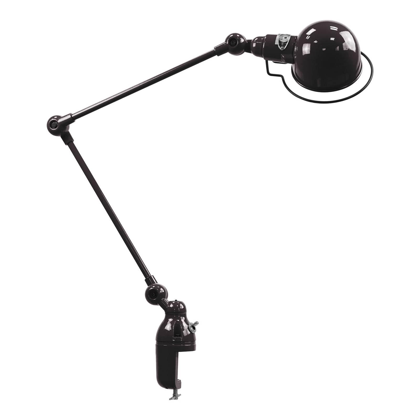 Jieldé Signal SI332 -pöytälamppu, kiinnitin, musta